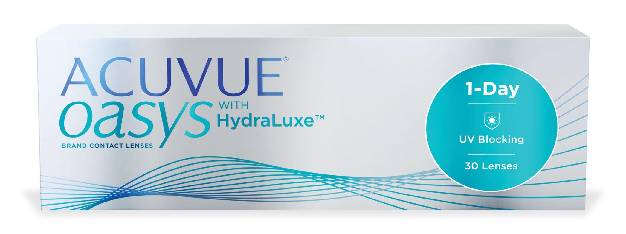 ACUVUE® OASYS 1 - Day con Tecnología HydraLuxe™